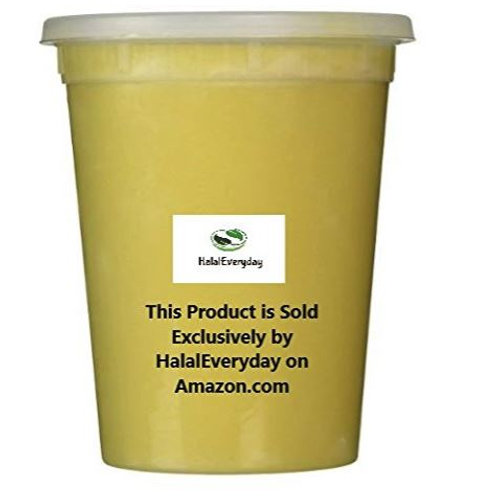 Raw Unrefined Grade A Soft & Smooth African Shea Butter from Ghana -approx 24 oz