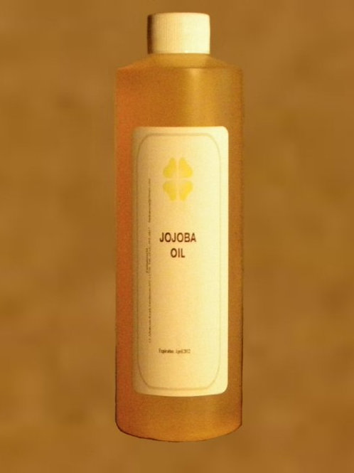 Jojoba Oil Organic and Gold - 16 oz