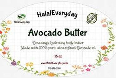 Avocado Butter - 16 Oz By SAAQIN