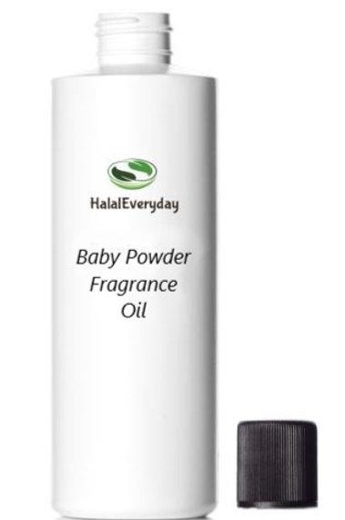 Baby Powder Fragrance/Body Oil 4 Oz.