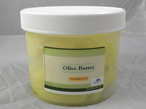 Quattro Body Butters, Cocoa Mango Olive & Shea But
