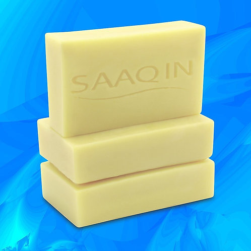 Pack of 3 X 5.5 oz White Rectangle Beeswax Premium