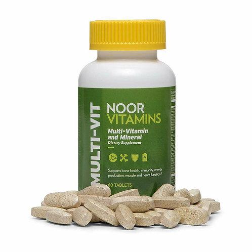 NoorVitamins Multi-Vitamin & Mineral