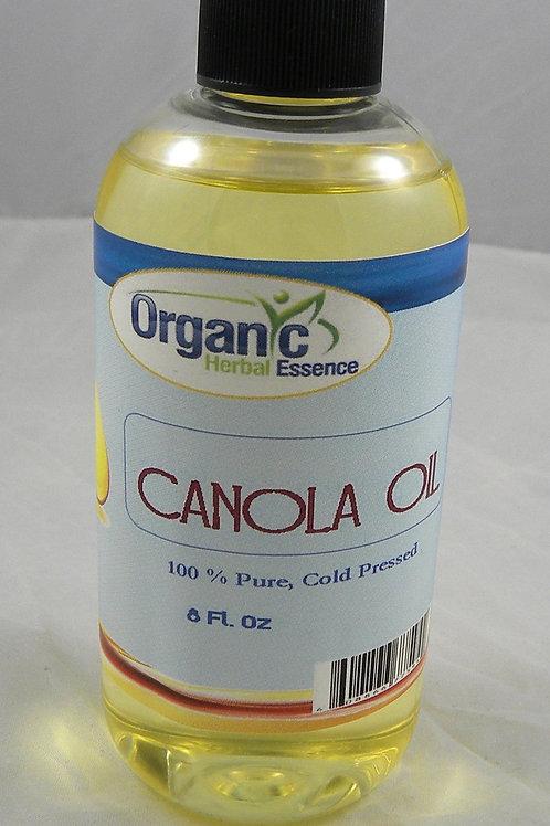 Canola Oil - 100% Pure 16 Oz