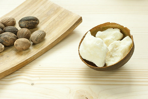 Raw Unrefined Ivory African Shea Butter 1lb