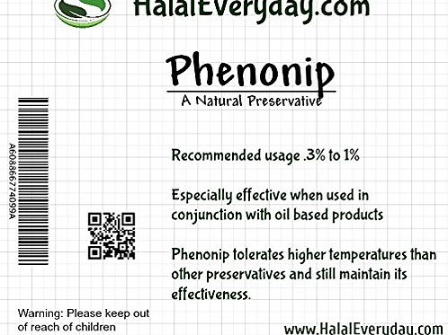Phenonip Natural Preservative by SaaQin 8 Oz