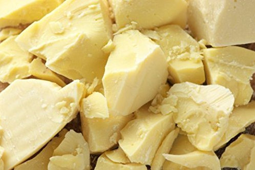2 Lb Cocoa Butter (Cacao Butter) - 100% pure and raw