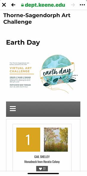 Thorne-Sagendorph Art Challenge