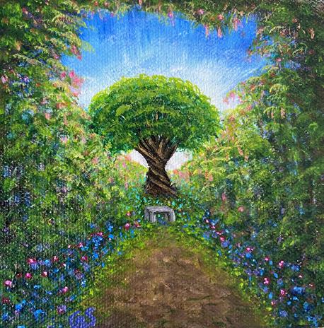 End of the Garden Path
