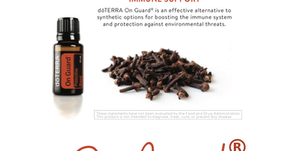 On Guard is one of my go to blends