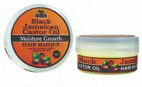 Okay Black Jamaican Castor oil  masque 2 oz