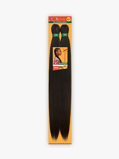 """2X X-Pression Braiding Hair 72"""""""