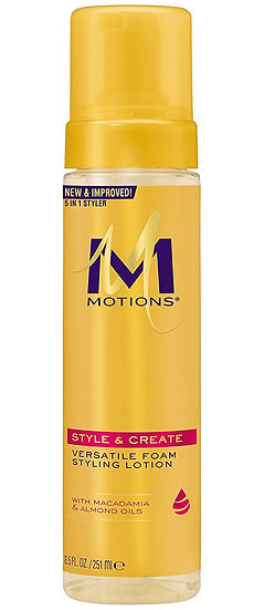 Motions foam styling lotion 8.5 oz