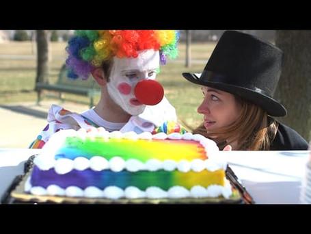 A Clown Named Vernon
