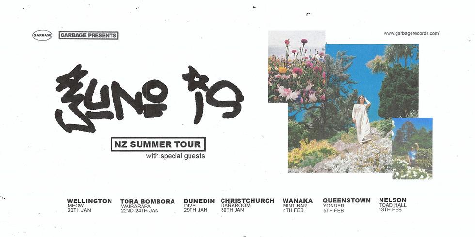 Juno Is - NZ Summer Tour (Christchurch)