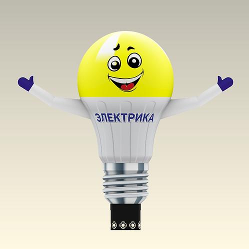 Надувная фигура Лампочка