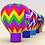 Thumbnail: Рекламный шар Зигзаг
