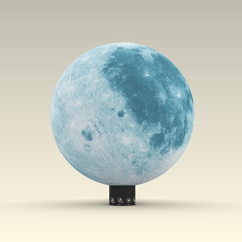 Надувная декорация Луна