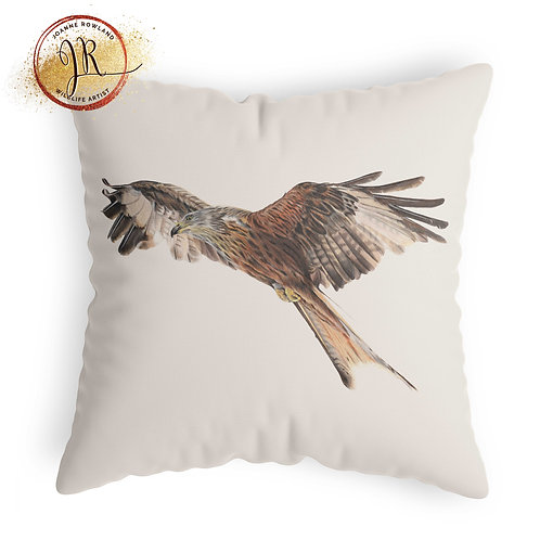 Red Kite Cushion - Rowan the Red Kite