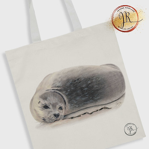 Seal Tote Bag - Wor Sammy