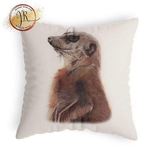 Meerkat Cushion - Monty the Meerkat