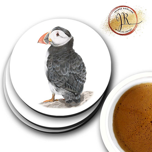Puffin Coaster - Sir Percival the Puffin