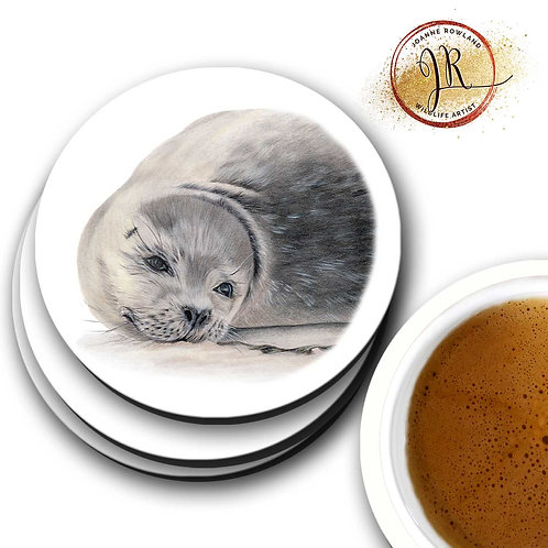 Seal Coaster - Wor Sammy
