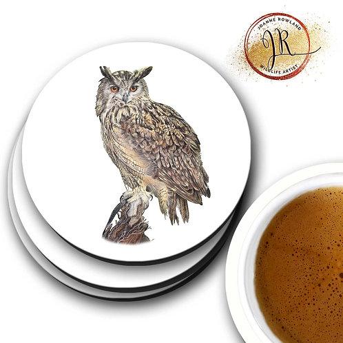 Eagle Owl Coaster - Imperial