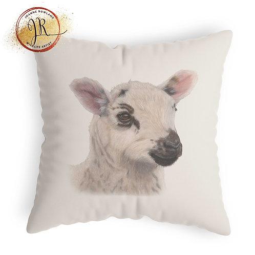 Lamb Cushion - Barbara the Bonnie Lamb