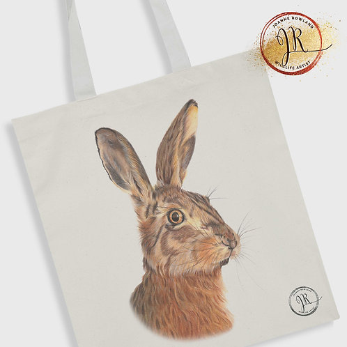 Hare Tote Bag - Hare We Go!
