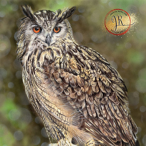 Imperial the Eagle Owl