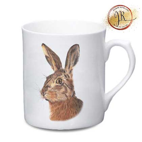 Hare China Mug - Hare We Go!