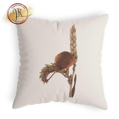 Mouse Cushion - Harvey the Harvest Mouse