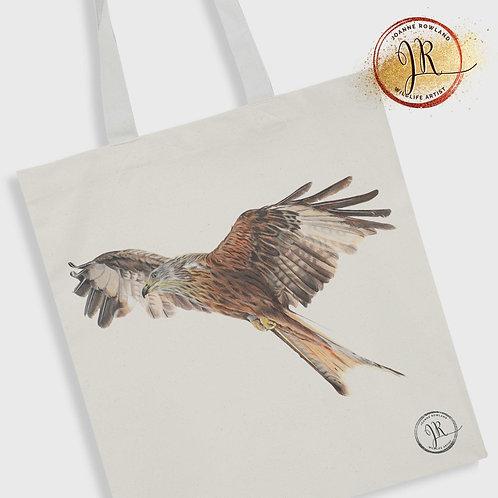 Red Kite Tote Bag - Rowan the Red Kite