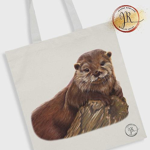 Otter Tote Bag - Otterley Adorable