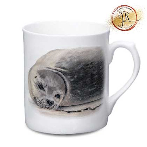 Seal China Mug - Wor Sammy