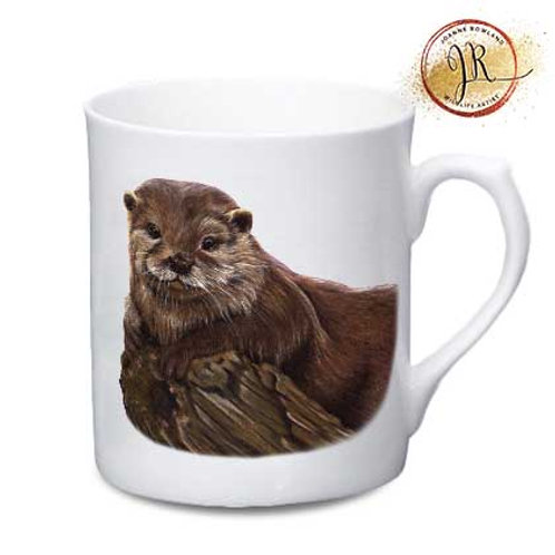 Otter China Mug - Otterley Adorable