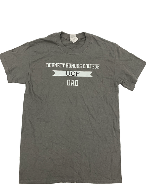 BHC Dad Shirt Gray