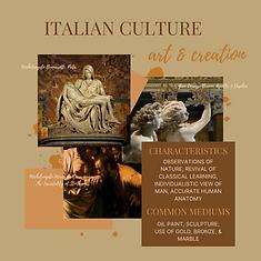 Italian Culture - Haley Downs.png