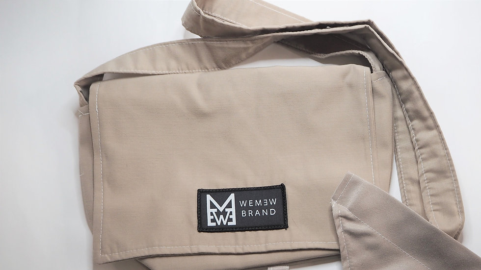 Brownie's Messenger Bag