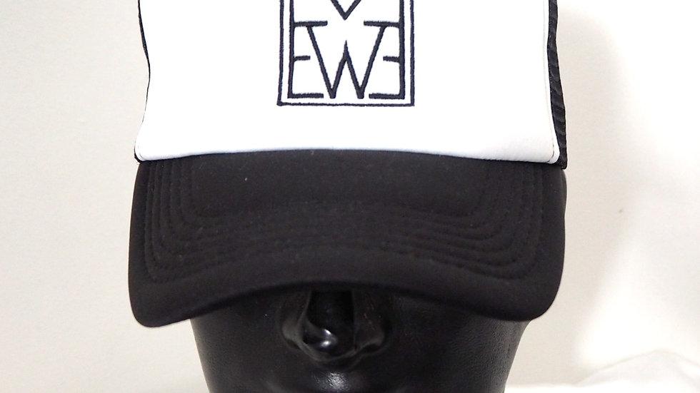 White Trucker Caps
