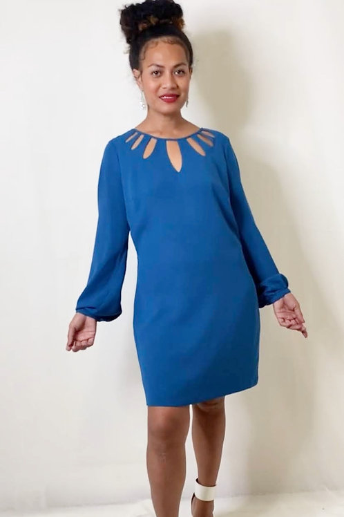 Portmans Blue Dress