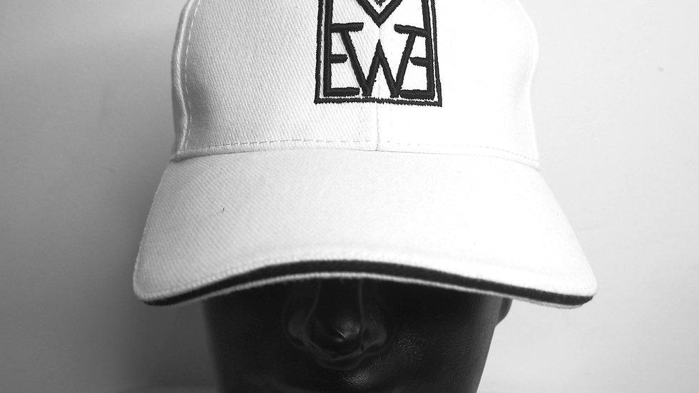 White Cotton - Baseball Cap