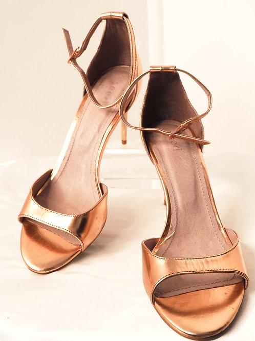 Seed Gold Heels