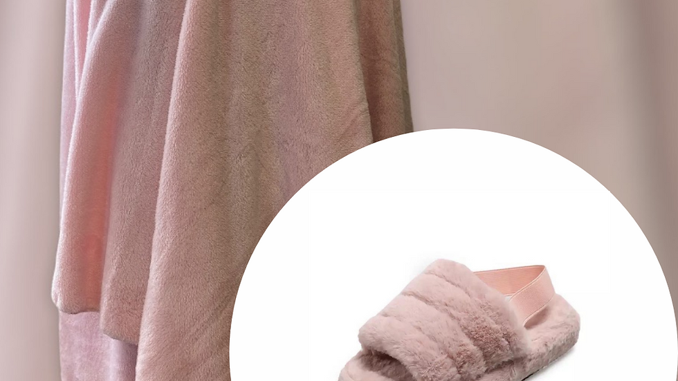 Cozy Pink Fur-Parent Essential