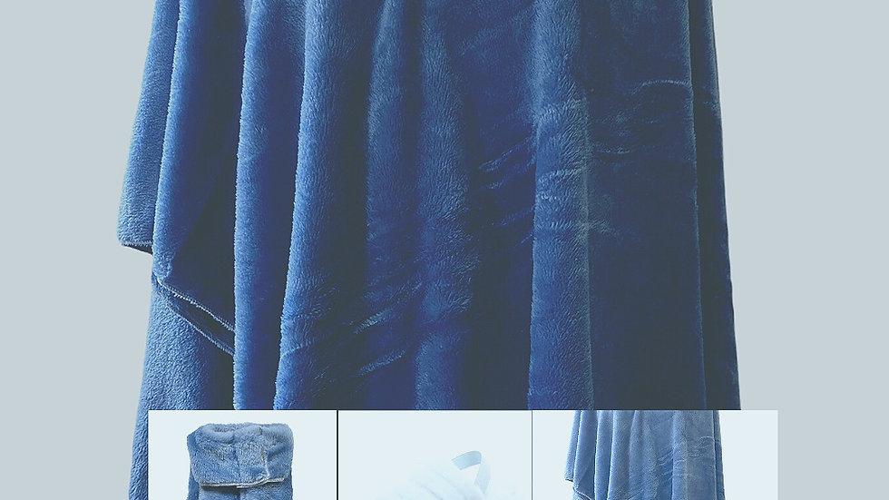 Cozy Blue Gift Set