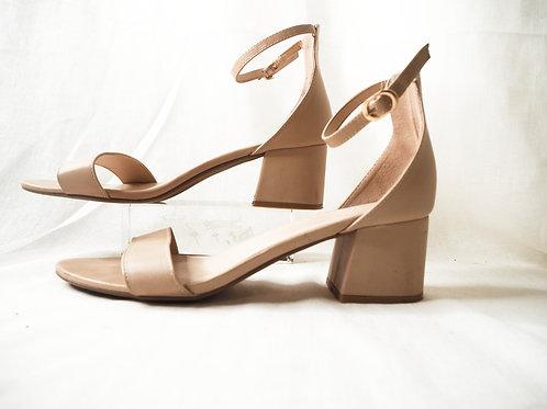 Lavish Block Heel