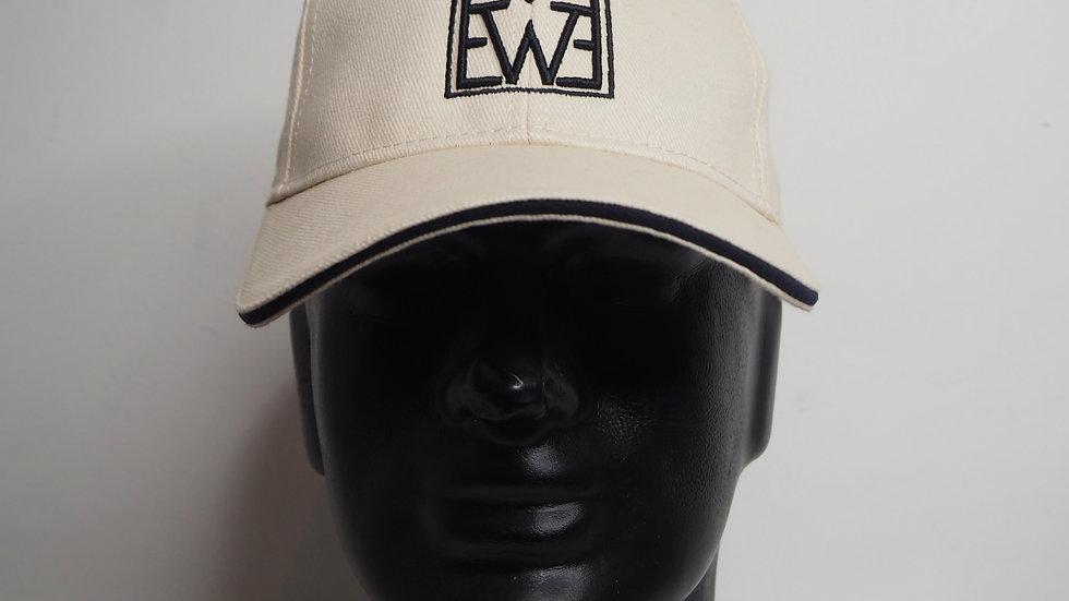 Cream Cotton - Baseball Cap