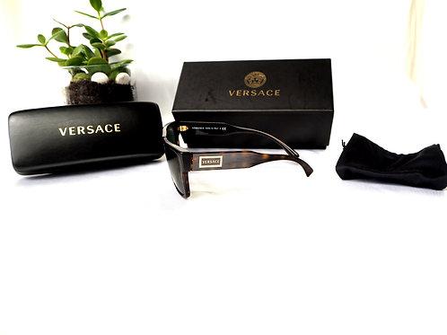 Versace D-Frame Sunglasses