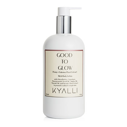 Good To Glow Rich Body Lotion